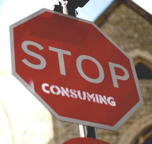 Stop-Consuming